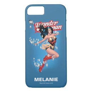 La cubierta de cómic de la Mujer Maravilla el | Funda iPhone 7