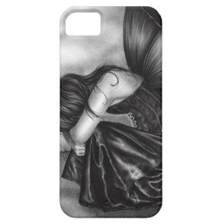 La cubierta de hadas olvidada funda para iPhone 5 barely there