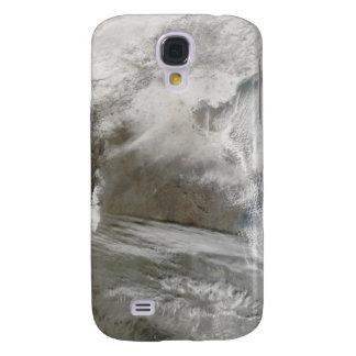 La cubierta de nieve cerca a BO Hai Funda Para Galaxy S4