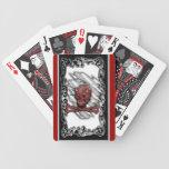 la cubierta del diablo baraja cartas de poker