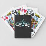 La cubierta del póker del Vivo-A-Triunfo Baraja