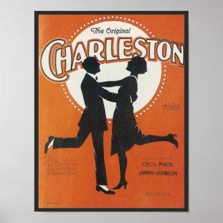 La cubierta original del cancionero del vintage de impresiones