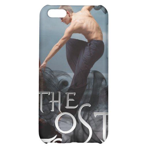 La cubierta perdida del iphone 4 del alma
