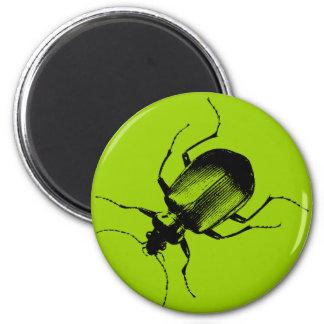 La Cucaracha 2 Inch Round Magnet