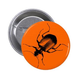 La Cucaracha Pinback Buttons