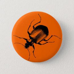La Cucaracha Pinback Button