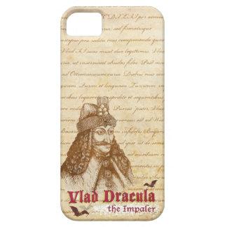 La cuenta histórica Drácula iPhone 5 Protectores