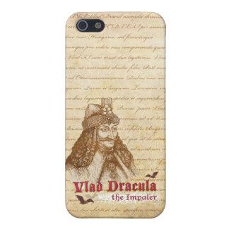 La cuenta histórica Drácula iPhone 5 Funda