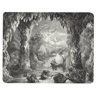 La cueva encantada cuadernos grapados