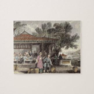 La cultura y la preparación del té, de 'China aden Puzzles