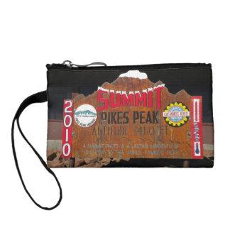 La cumbre máxima de Pike, Colorado