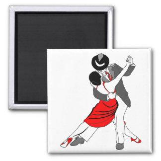 La Cumparsita Tango Magnet