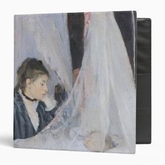 """La cuna, 1872 carpeta 1 1/2"""""""