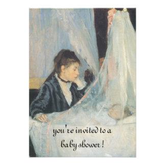 La cuna de Berthe Morisot fiesta de bienvenida al Anuncios Personalizados