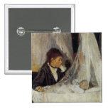 La cuna de Berthe Morisot Pin