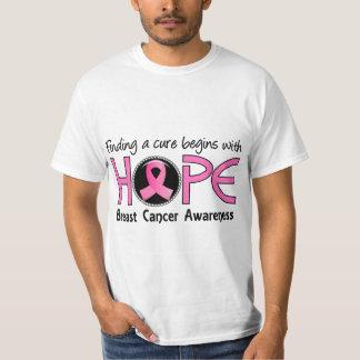 La curación comienza con el cáncer de pecho de la poleras