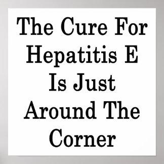 La curación para la hepatitis E está apenas alrede Poster