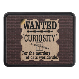 La curiosidad mató al gato poster querido - tapa de tráiler