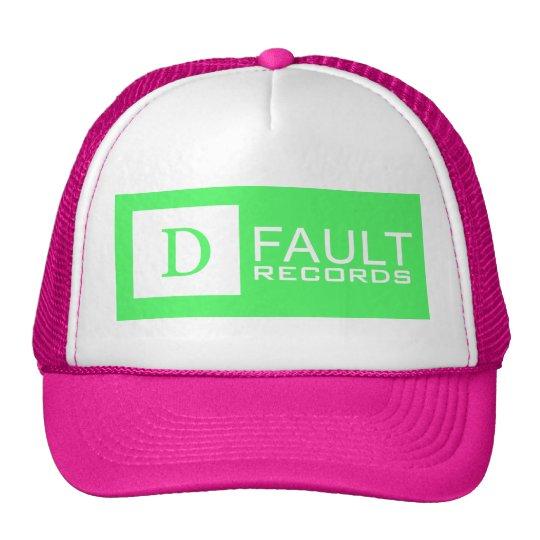 La D-Falta registra el gorra de neón del camionero