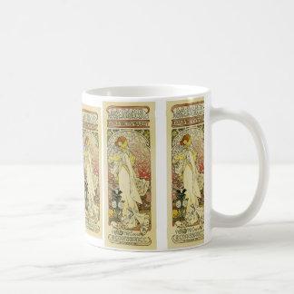 La Dame aux Camelias Coffee Mug