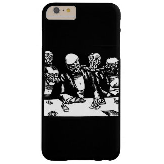 La Danse Macabre 2 La Jeu Barely There iPhone 6 Plus Case