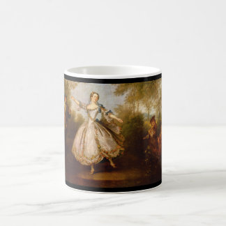 La Danseuse, Marie Anne_Groups and Figures Coffee Mug