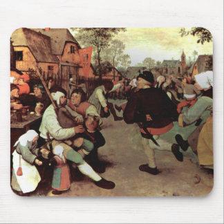 La danza campesina - 1568 mousepad