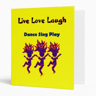 """La danza canta el juego carpeta 1"""""""