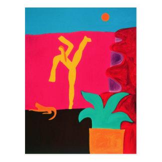 La danza de la esperanza 1996 tarjeta postal