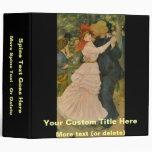 La danza de Pierre-Auguste Renoir en Bougival (188