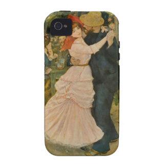La danza de Pierre-Auguste Renoir en Bougival (188 iPhone 4/4S Funda