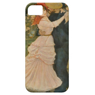 La danza de Pierre-Auguste Renoir en Bougival (188 iPhone 5 Case-Mate Cárcasas