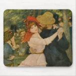 La danza de Pierre-Auguste Renoir en Bougival (188 Alfombrilla De Raton