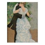 La danza de Pierre-Auguste Renoir en la ciudad Postal
