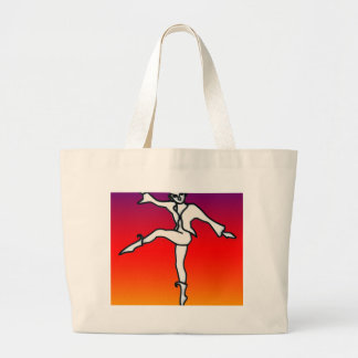 La danza del arco iris bolsas de mano
