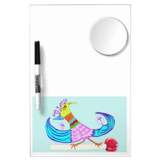 La danza del pájaro del Lollipop Pizarra
