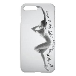 La danza es la lengua ocultada del alma funda para iPhone 7 plus
