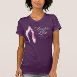 La danza es vida camisetas