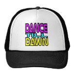 La danza labra amanecer gorra