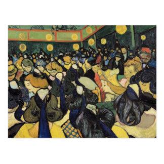 La danza pasillo en Arles, 1888 Tarjetas Postales