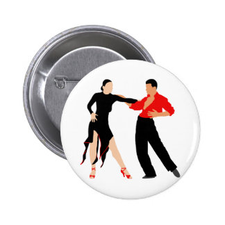 La danza pin redondo 5 cm