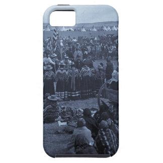 La danza que elige de los Blackfeet iPhone 5 Case-Mate Carcasas