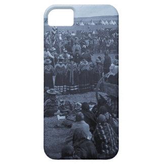 La danza que elige de los Blackfeet iPhone 5 Protector
