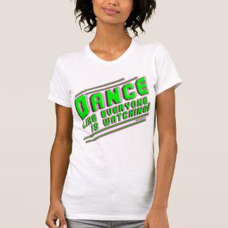 La danza tiene gusto… del camisetas