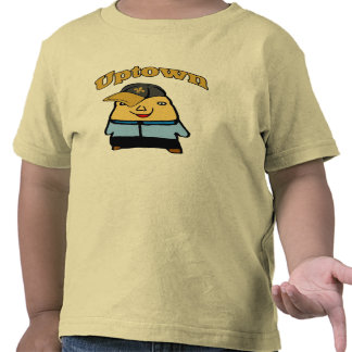 LA de la parte alta de New Orleans Camiseta