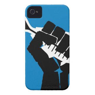 ¡LA de la toma por la tormenta! iPhone 4 Case-Mate Carcasas