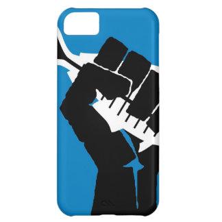 ¡LA de la toma por la tormenta! Funda Para iPhone 5C