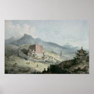 La de Poo TA, o gran templo de las FO Posters
