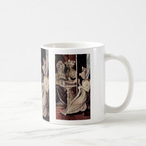 La Débutante By Johann Heinrich Füssli (Best Quali Mug