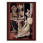 La Débutante By Johann Heinrich Füssli (Best Quali Post Card